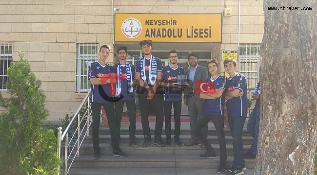 League Of Legends Turnuvası Türkiye 5'cisi Oldular