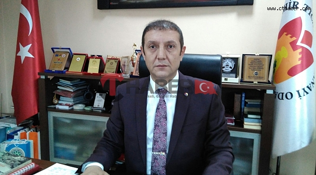 NTSO Genel Sekreteri Aydogan'dan Aidat Uyarısı