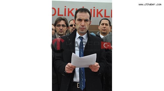 Büyük ve Güçlü Türkiye İçin, Sağlıkta Daha Fazla Emek, Daha Fazla Üretim