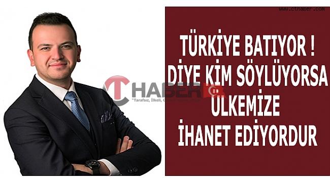 NESİAD Başkanı Mustafa Ertaş, Devletimizin Yanındayız