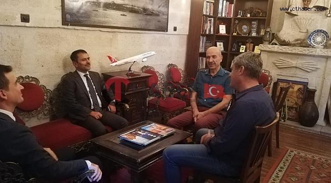 Nevşehir Valisi Aktaş, Turizmci Esnaf Ziyaret Etti
