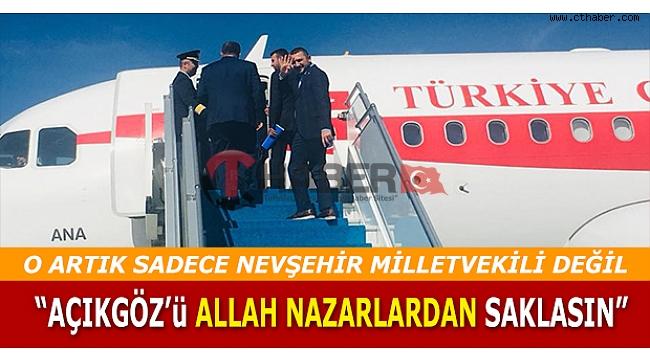 Açıkgöz Artık Tüm Türkiyenin Milletvekili