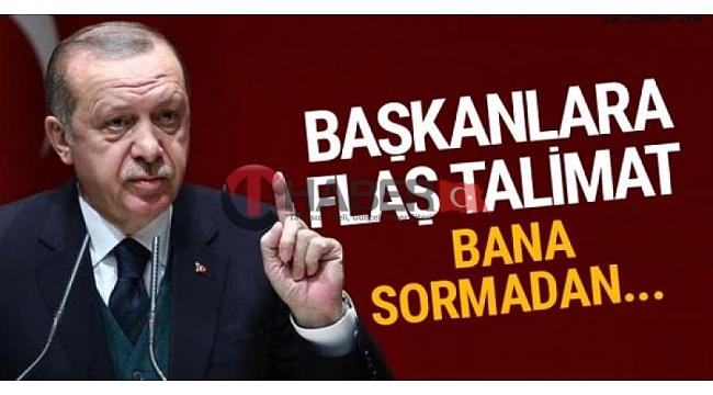 AK Parti İl Başkanları İhtiyaç Halinde Belediyelere Aday Olacak !