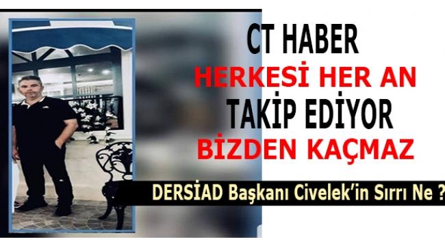 Herkes DERSİAD Başkanı Civelek'in Whatsapp'daki Fotosunu Konuşuyor