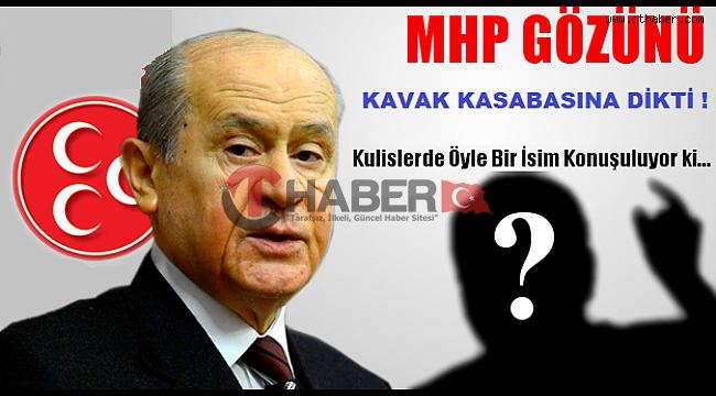 Kavak Belediyesine MHP'den Sürpriz Aday Adayı !