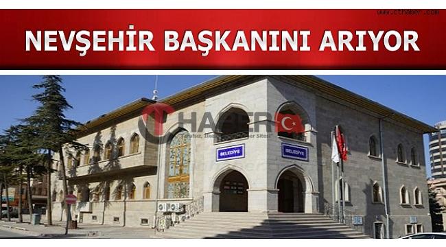 MHP Nevşehir Belediye Başkanlığını İstiyor !