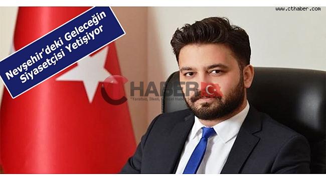 Nevşehir AK Parti'de Alt Yapı Tamam