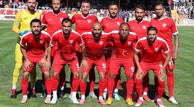 Nevşehir Belediye Spor  - Körfez Spor'u Dörtledi