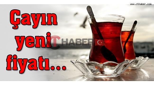 Nevşehir'de Çay 25 Kuruş Zamlandı