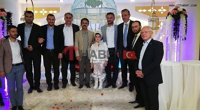 Nevşehir'de Siyasetin Nabzı Sünnet Düğününde Attı