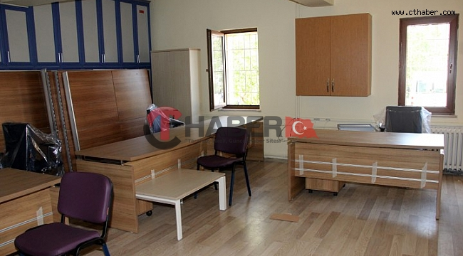 Nevşehir Şehit İsmail Arslan Polis Merkezi Amirliği Taşınıyor