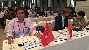 Nevşehirli Hemşehrimiz Ankara ASKİ'ye Değer Katıyor
