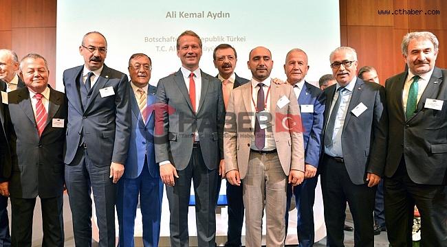 NTSO Başkanı Parmaksız,Sadece Nevşehir için Değil Tüm Türkiye İçin Çalışıyor