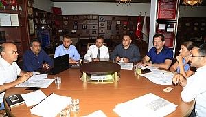 TOKİ'nin Nevşehir Yatırımları Ele Alındı