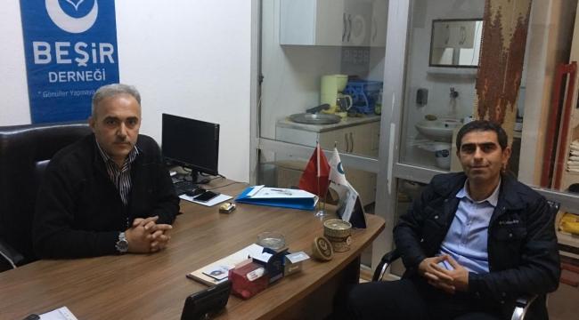 Özgür Özdemir STK'ları ziyaret etti