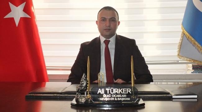 BAŞKAN ALİ TÜRKER'DEN OCAĞA DAVET