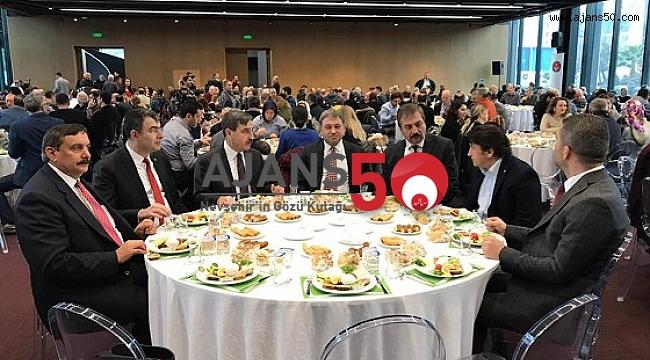 ÇETİN SAMSUN'DA İL TEMSİLCİLERİ TOPLANTISINA KATILDI