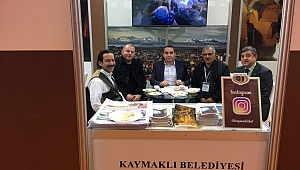 KAYMAKLI'YA 2018'DE YARIM MİLYON TURİST GELDİ