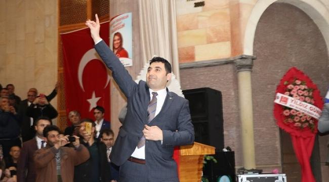 MHP ADAYI KÜRK 'ARAMIZDAKİ FARK, BİZ BEKLENEN KİŞİYİZ'