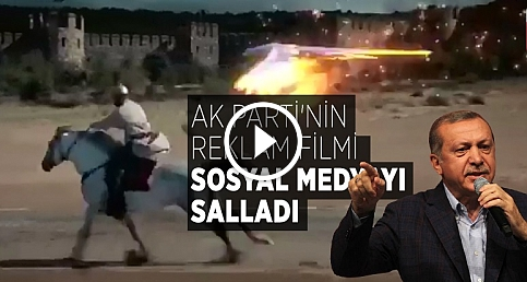 AK Partinin Seçim Filmi Çok Beğenildi